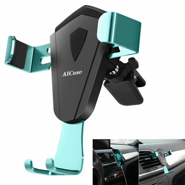 Gravity Car Mount Phone Holder Air Vent for iPhone 12 11 Pro XS Max X XR 8 7 6 5 $8.99