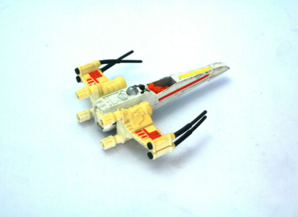 Kenner 320009 Star Wars 1978 Die Cast X Wing Fighter Incomplete Missing Windshie