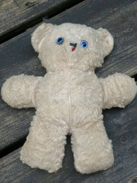 Adorable Old Antique TEDDY BEAR 8