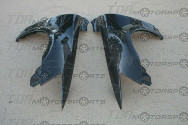 SEIBON Carbon Fiber 2 Fenders 10mm for 14 20 IS250 IS300 IS350 XE30 $1300.00