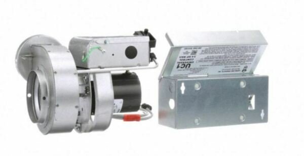 TJERNLUND HSJ Power Venter Induced Draft Blower Includes UC1 Control 115V $244.95