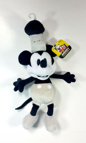 Disney Store Exclusive 2000 Steamboat Willie 10