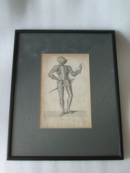 Antique 16th Century England Royal Interest Robert Dudley 1st Earl of Leicester $149.00