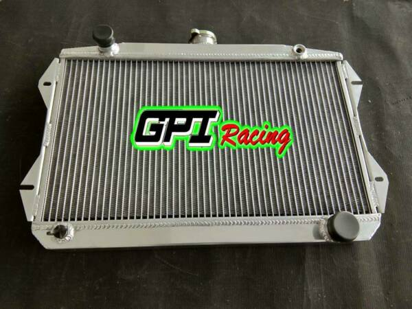 62mm Sunbeam Alpine Series V 1.7L I4 1965-1968  MT aluminum radiator 1967
