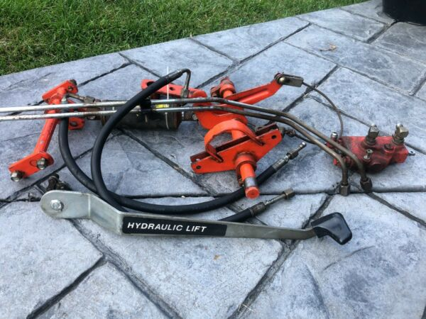 Simplicity Allis Chalmers Hydraulic Lift Kit Sovereign 187117711671147112