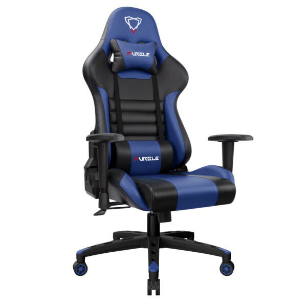 Gaming Chair Racing Ergonomic Recliner Office Computer Seat Swivel Footrest NEW $145.99