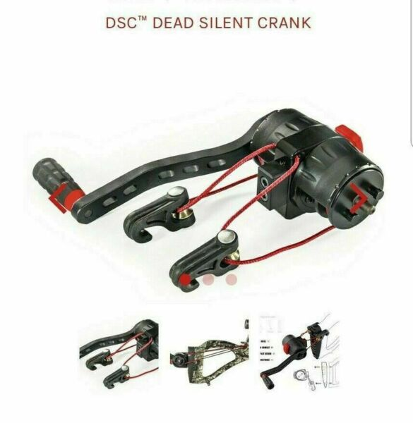 Killer Instinct DSC Crossbow Crank 1078 FREE LENS CLEANING MATE PRIORITY MAIL