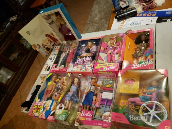 New Barbie & Dorothy dolls IN BOXES