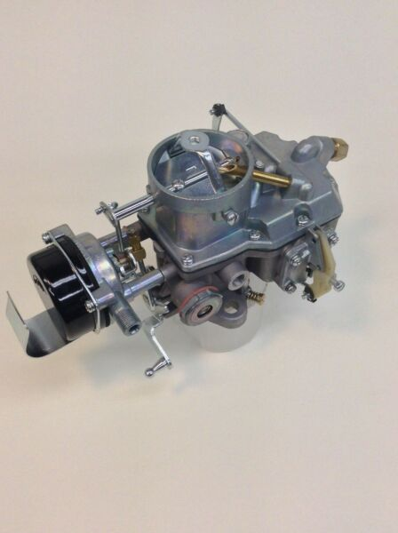 AUTOLITE 1100 CARBURETOR 1965-1969 FORD MERCURY 170-200 NEW ASSEMBLED IN USA