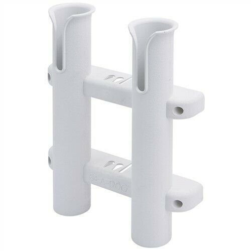 Sea Dog Two Pole Rod Storage Rack White 325028 1 $18.57