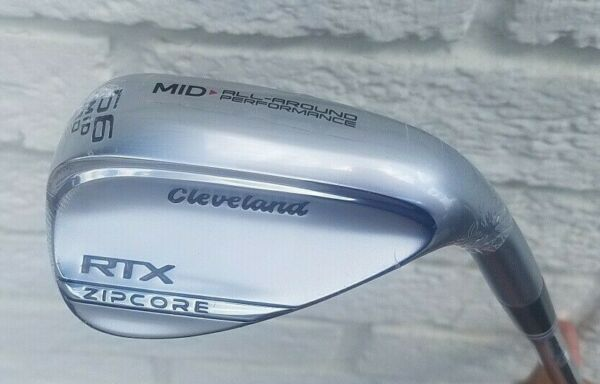 Cleveland Zipcore RTX Wedge 56 mid bounce Tour Issue Spinner New Dynamic Gold
