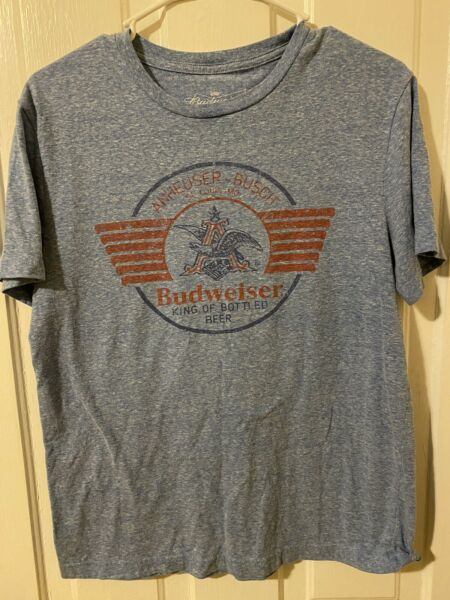 Budweiser Shirt Small