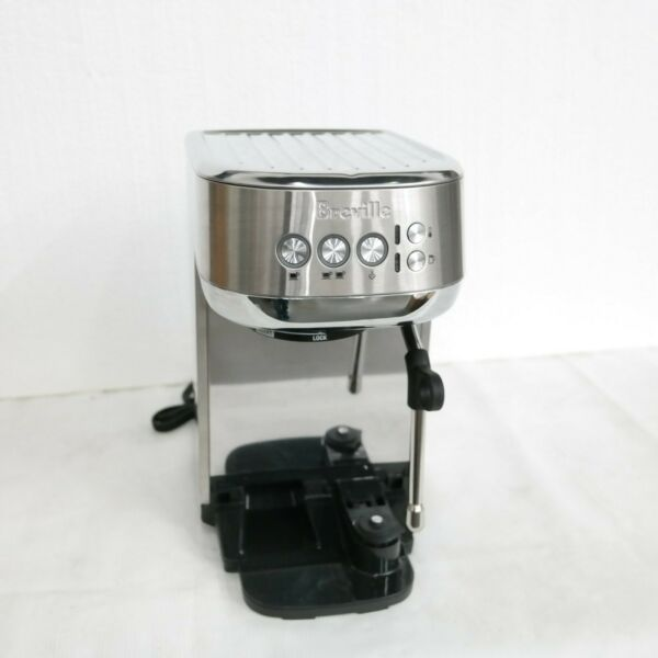 Breville the Bambino Plus Espresso Machine Base Only BES500BSS1BUS1