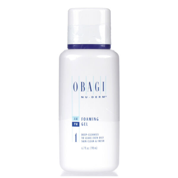 Obagi Nu Derm Foaming Gel 6.7oz 200ml
