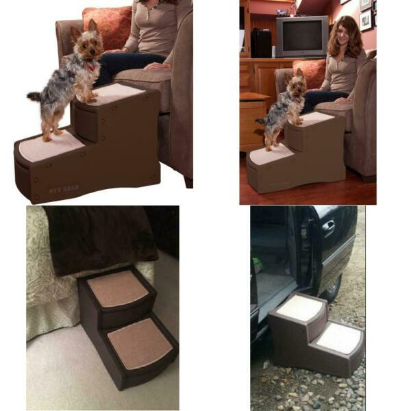 Removable Pet Stairs For Cats Dogs Puppy Kitten Tall Large Size High Bed Couch
