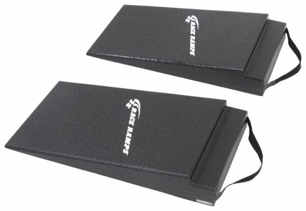 Race Ramps 4quot; Rack Ramps Set for Lowered Vehicles onto 4 Post Lift RR RACK 4 $156.75