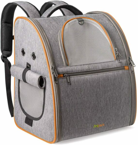 Pet Carrier Backpack Dogs Cats Travel Carrier with Breathable Mesh Outdoor $49.99
