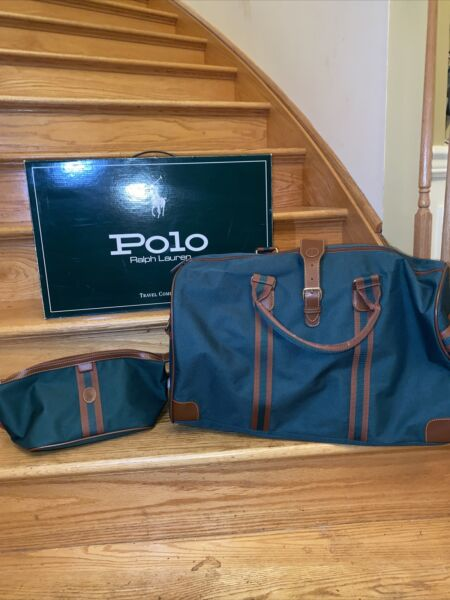 Polo Ralph Lauren Duffle Travel Bags $50.00