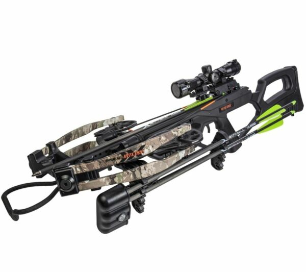 Bear Archery BearX Intense Veil Stoke Crossbow Ready to Shoot AC03A2A9185