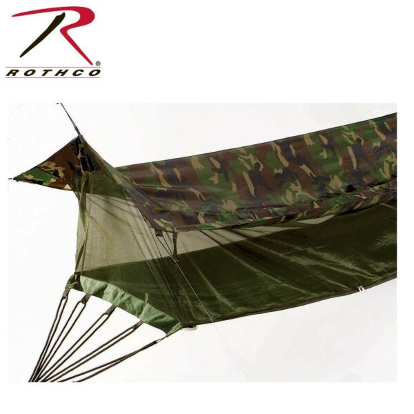 Camping Jungle Hammock Mosquito Netting Rothco $70.99