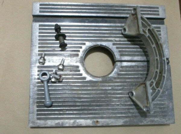 69094 Aluminum Table From Craftsman Model 113.243300 243310 12quot; Band Saw