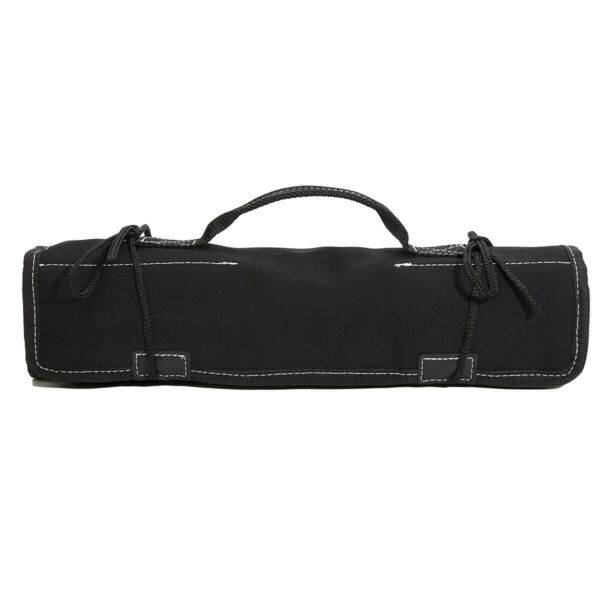 1pcs Tool Case Roll Bag 16 Pockets Organizer Portable for small Tools Storage