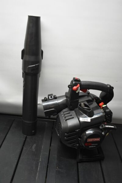 Craftsman 27cc Full Crank Engine Gas Blower BLOWER ONLY