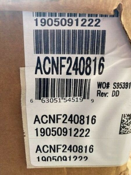 Goodman 2 Ton Multi Speed Air Handler ACNF240816 NEW $374.99