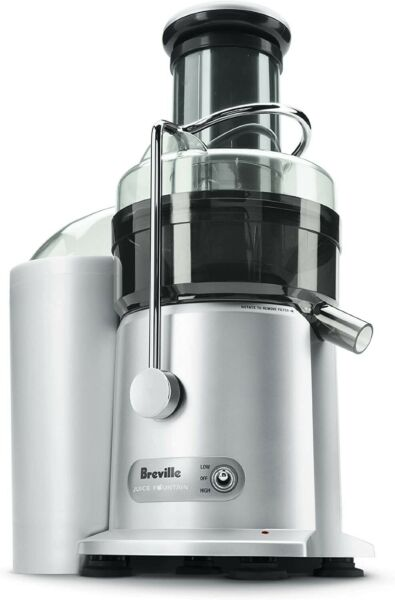 Breville JE98XL The Juice Fountain Plus Centrifugal Juicer Stainless Steel