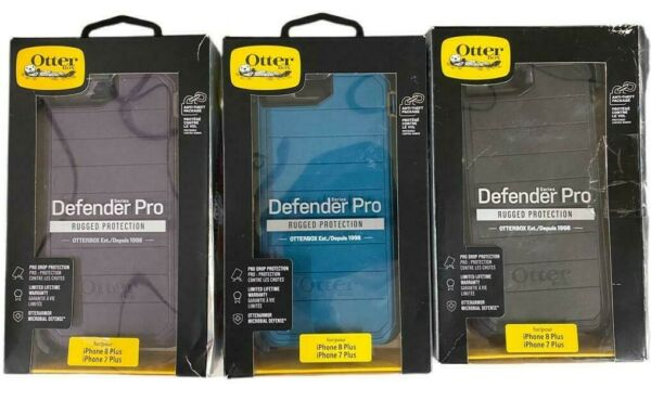 Otterbox Defender PRO Case Holster for iPhone 7 Plus iPhone 8 Plus 5.5quot; Black