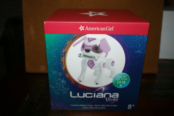 American Girl LUCIANA#x27;S Robotic DOG robot PET for Luciana DOLL Fast Shipping $149.99