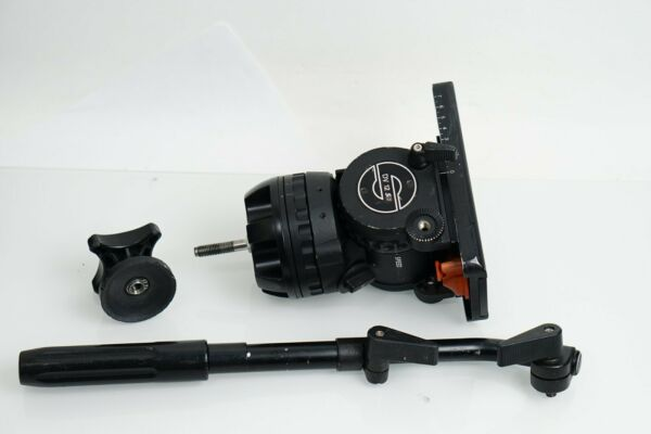 Sachtler DV 12SB Fluid Head 100mm Ball 31lbs Load Capacity 60Days Warranty