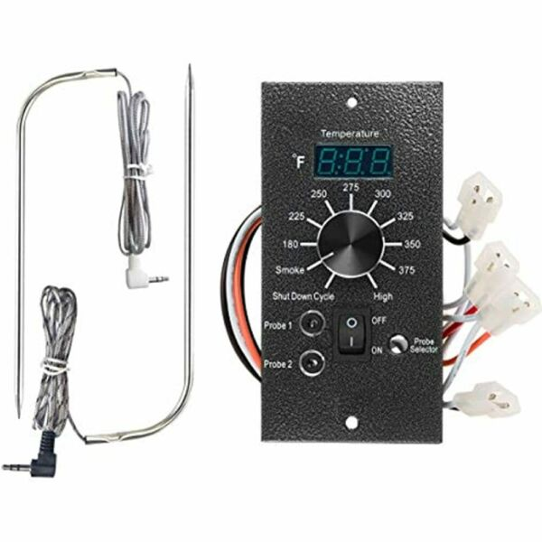 Digital Thermostat Kit Parts Compatible With Traeger Pellet Wood Grill FREE SHIP $95.39