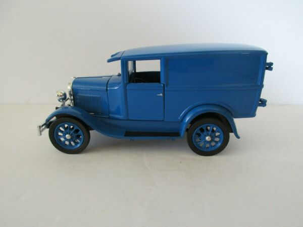 Blue 1930 Ford Model A Sedan Delivery Van