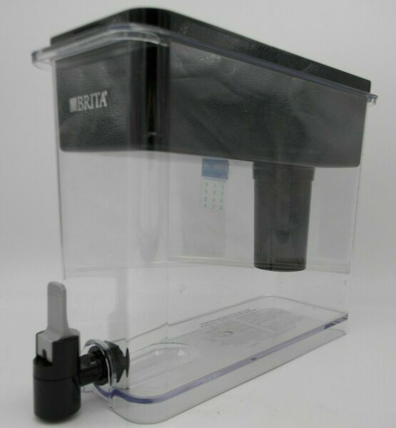 Brita Ultra Max Filtering Dispenser Extra Large 18 Cup Black