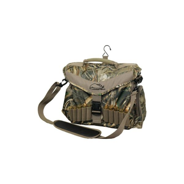 Waterfowl Hunting Satchel Bag Camo blind bag shoulder hunting camo pouch