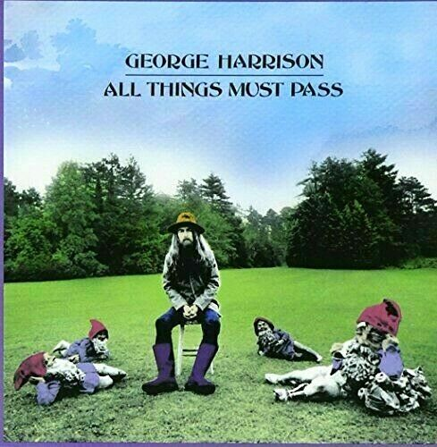George Harrison All Things Must Pass 2CD Remastered RARE w 20 pg booklet $11.99