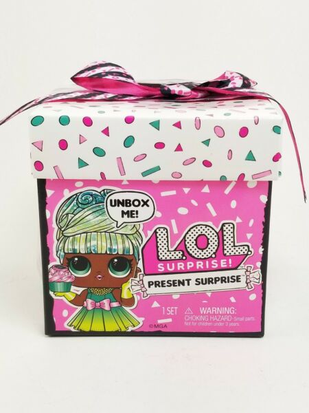 LOL Surprise Present Surprise Doll Gift Box New Sealed