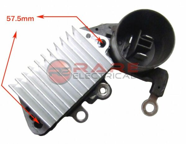 A C ACTIVATED ONE WIRE NIPPONDENSO ALTERNATOR FITS REGULATOR 35 60A 126000 0550 $24.44