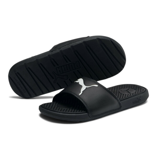 PUMA Junior Cool Cat Sport Slides