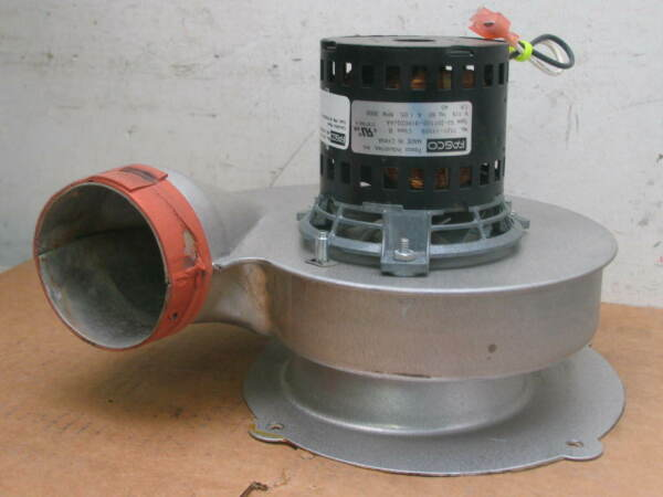 FASCO 7121 11559 Draft Inducer Blower Motor Assembly 7021 11559 70 101087 01 $95.00