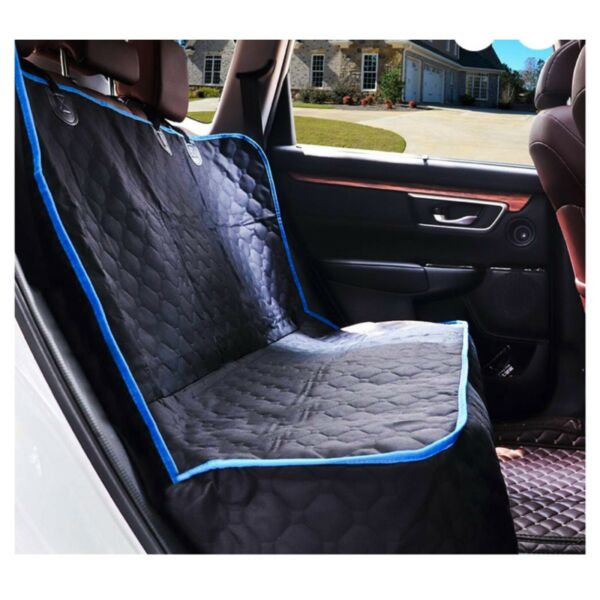Dog Seat Cover Rear Pet Cat Protector Waterproof Quality Mat $17.00