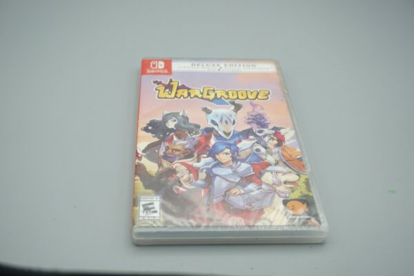 Wargroove for Nintendo Switch New Video Game New with Dirt under Seal $32.97
