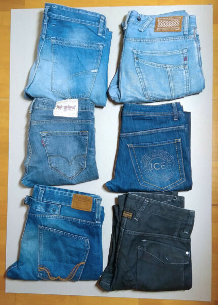 PREMIUM Jeans Lot Ice Iceberg We R Replay Replay G Star Gas Levis $120.00