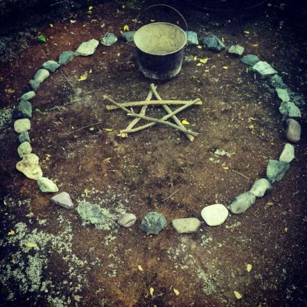 SPELL CASTING CURSE REMOVAL DEMON REMOVAL TWO NIGHT RITUAL WICCAN