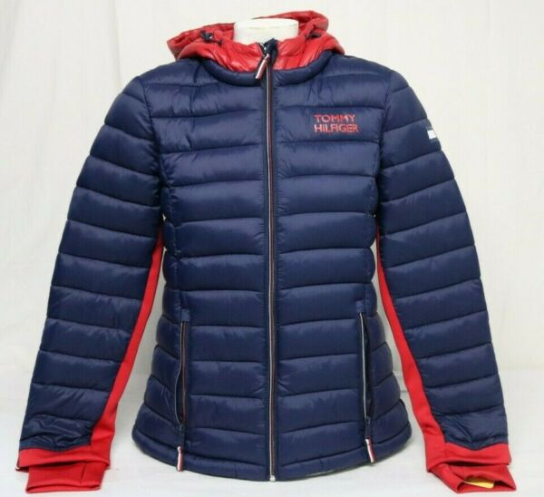 *NEW* Tommy Hilfiger Ladies#x27; Packable Jacket $38.12