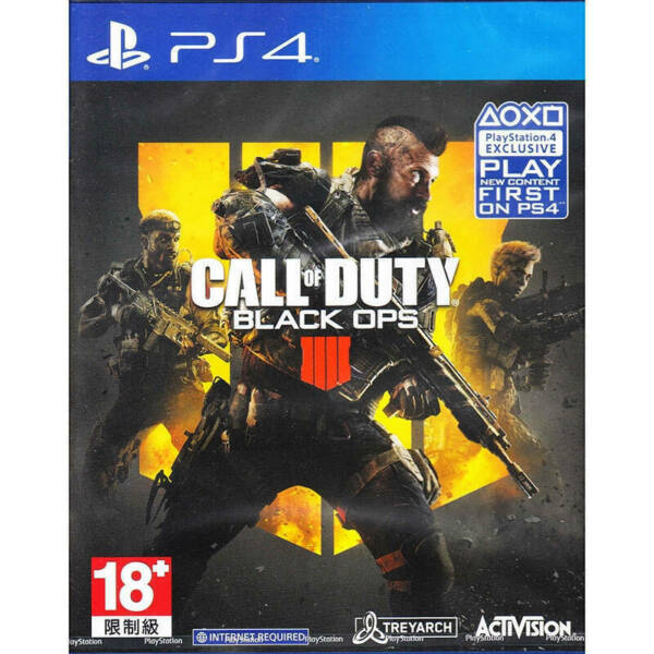 Call of Duty Black Ops 4 Playstation 4 PS4 Brand New Region Free $18.99