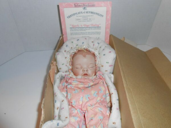 Ashton Drake Yolanda#x27;s Lullaby Babies quot;Rock a Bye Babyquot; Doll Collectible Dolls