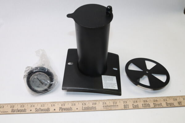 Char Griller Smoke Stack Thermometer and Damper