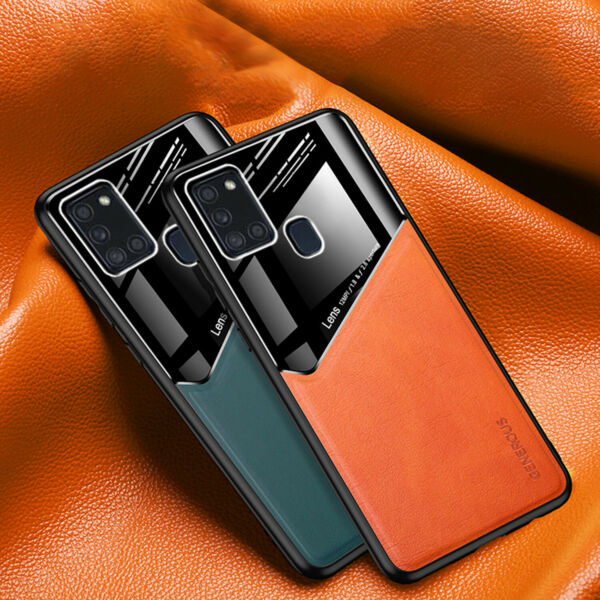 For Samsung Galaxy A21s A10s A20s Magnetic Car Holder Leather Case Cover Luxury $8.99